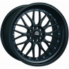 XXR Wheels - 521 Black Wheel with Blue Rivets