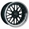 XXR Wheels - 521 Black Machined Lip