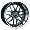 XXR Wheels - 526 Chromium Black Chrome Lip