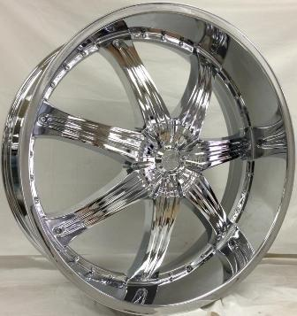 New Styles - K9 K412 Chrome