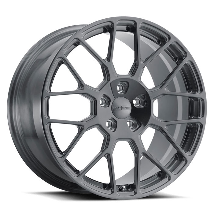 Cray - Venom Brushed Gunmetal