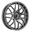 Drag Wheels - DR-34 Charcoal Gray