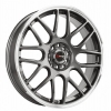 Drag Wheels - DR-34 Gun Metal