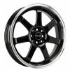 Drag Wheels - DR-35 Gloss Black