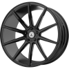 ASANTI BLACK - ARIES Gloss Black