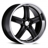 Lumarai Wheels - Morro Black
